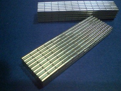 《磁石技研》2*5 釹鐵硼 強力磁鐵 直徑2*厚度5mm 新北市