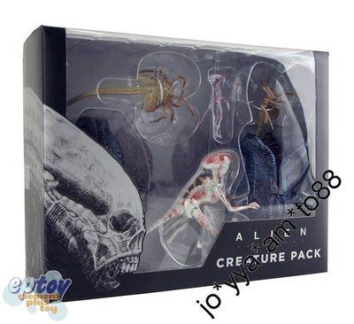 NECA 異形 聖約 Alien Covenant Accessory Pack Creature Pack facehuggers Chestburster
