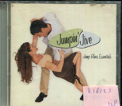 *真音樂* JUMPIN'JIVE JUMP BLUES ESSENTIALS 二手 K28153