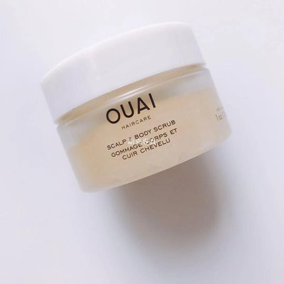 OUAI HAIRCARE Scalp & Body Scrub 頭皮身體磨砂膏 30ml 現貨