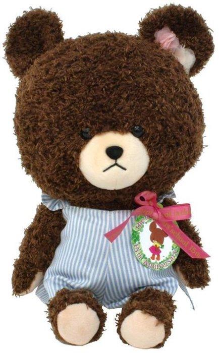 (現貨)*安娜小姐日本代購-日本15週年紀念小熊學校數量限定娃娃