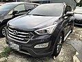 2015年 Hyundai Santa Fe 2.2領袖款7人座