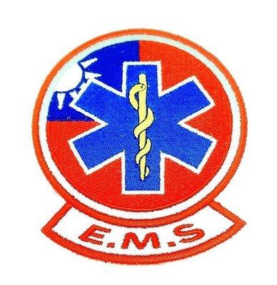 【EMS軍】EMS 生命之星國旗版-反光臂章