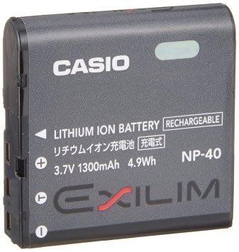 【eWhat億華】CASIO  原廠 NP-40 NP40 電池 EX-Z50 EX-Z1200 Z1080  裸裝