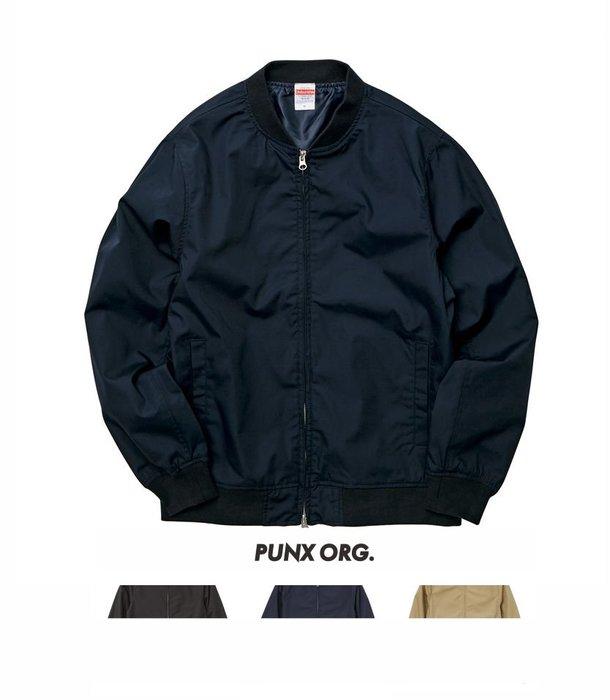 【 PUNX 】UNITED ATHLE UA JAKET T/C 棒球外套(有內裏)