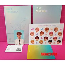 BTS [Love Yourself 結 Answer]重新包裝版(Jimin)-hkko2001a-Repackage