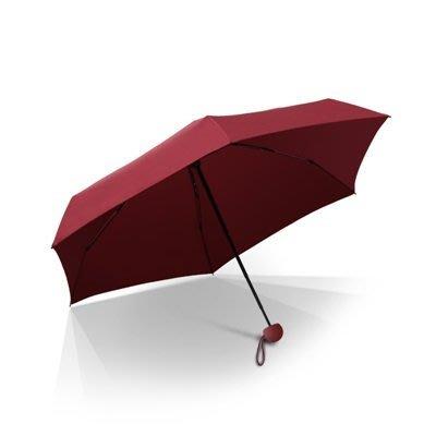 膠囊雨傘 折傘(1入)-手動輕巧便攜純色摺疊傘5色73pp222[獨家進口][米蘭精品]