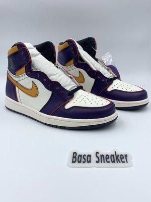Nike SB x Jordan 1 defiant lakers 刮刮樂 紫金 湖人 芝加哥 CD6578-507