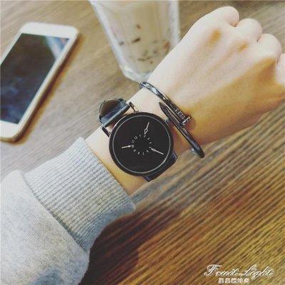 ☜男神閣☞情侶手錶個性休閒流時尚大氣復古