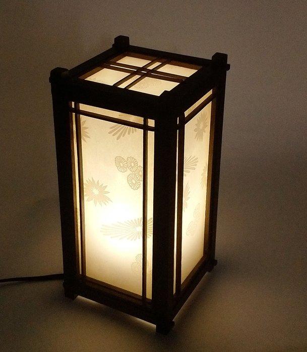 傳統日式燈 雪之宿