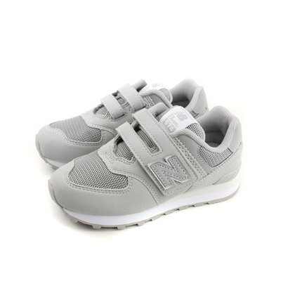 【Footwear Corner 鞋角 】New Balance YV574TC Gray 574系列魔鬼氈復古鞋