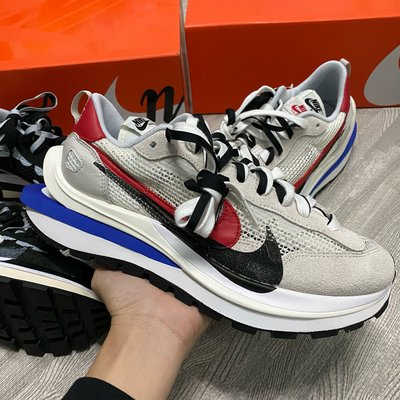 【ToMo】 現貨+代購 Sacai x Nike Vaporwaffle 白色