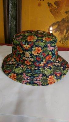 stussy漁夫帽熱帶雨林Hype Rainforest男女適用,『收藏舘』
