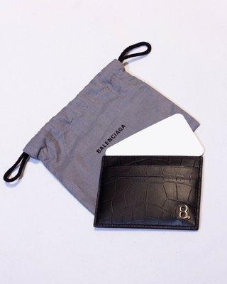 Balenciaga B Cardholder. 巴黎世家卡夾