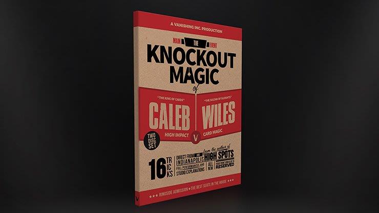 [魔術魂道具Shop]Main Event: The Knockout Magic of Caleb Wiles