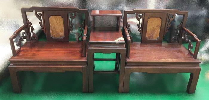 宏品二手家具 台中傢俱柚木傢俱RW102903*紅木公婆椅* 電話架 角落架 全實木 邊桌櫃 高低櫃 電視櫃4折拍賣