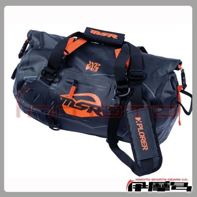伊摩多※美國 MSR XPLORER Waterproof 25L 359816防水 旅行 後背包 捲式封口 黑橘 現貨