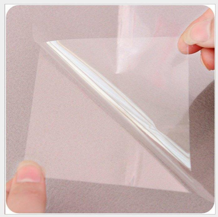 LoVus-廚房耐熱透明防油纸貼 防油烟貼瓷磚瓷磚隔油貼(五入)