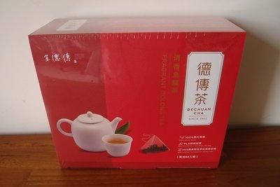 王德傳-德傳茶(清香烏龍茶-100%原片原裝 茶包60入裝)
