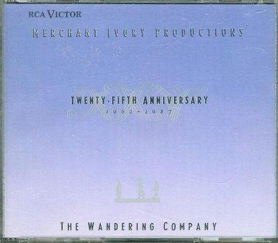 "Merchant Ivory Wandering Company 2CD""- Richard Robbins,美版,26"