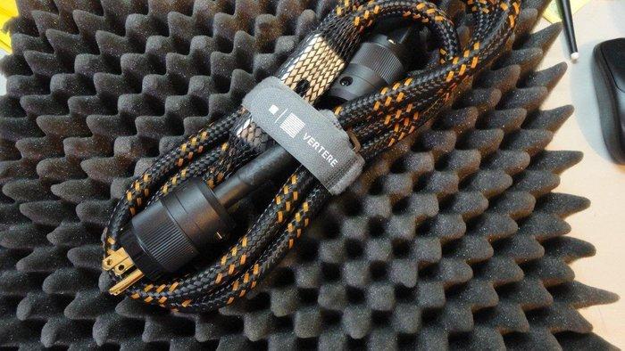 禾豐音響 上瑞公司貨 英國 Vertere HB MAIN CABLE 電源線 2.0m 超越Siltech