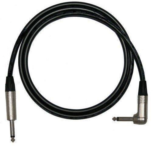 【六絃樂器】全新日本 Canare GS6 + Neutrik NP2 直+L頭導線3米 / 高純度無氧銅手工導線