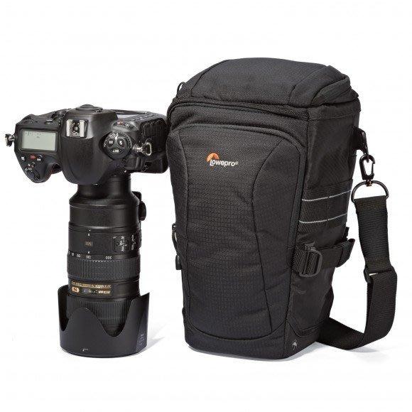 【日產旗艦】Lowepro 專業三角背包 Toploader Pro 75 AW II 二代 相機包 立福公司貨