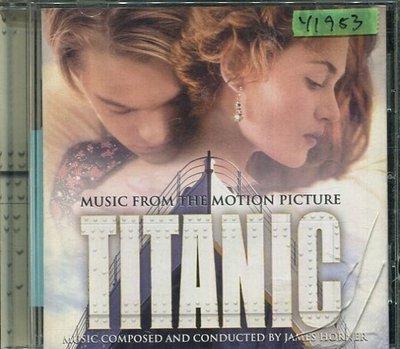 *還有唱片行* TITANIC 二手 Y1953