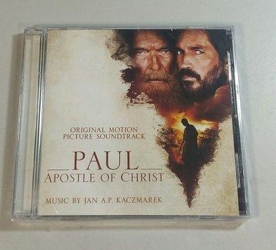 """[原聲帶] """"使徒保羅 Paul Apostle of Christ""""- Jan A.P. Kaczmarek,全新歐版"""