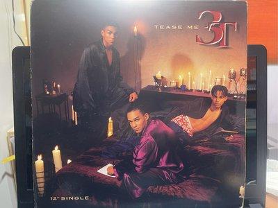 3T/TEASE ME 西洋音樂 黑膠唱片