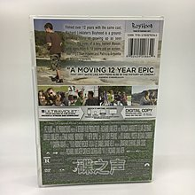家庭成長勵志電影 少年時代 Boyhood dts5.1高清DVD盒裝收藏碟片