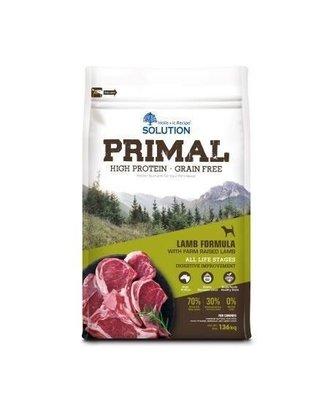 【萬倍富】耐吉斯-Solution 源野無穀優質高蛋白全齡犬 羊肉/鮭魚/鴨肉/鹿肉 1.36KG