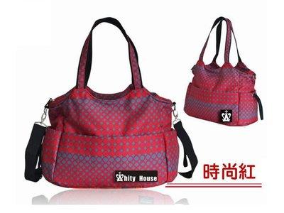 =韓國WHITY品牌= 韓國製 超輕大容量多分層專業媽媽包 高級時尚百搭 旅行袋 背包S3MM521