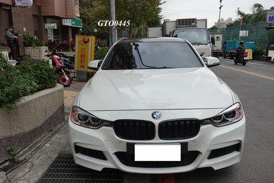 BMW  台制水箱罩 黑鼻頭  鋼琴黑 大鼻頭 水箱罩 F30 F31 M款雙槓M4款
