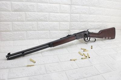 台南 武星級 UMAREX Winchester M1894 馬槍 CO2槍 拋殼 實木 (美國西部牛仔SAAM1892
