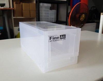 小毛收納館『KEYWAY LF3121 A6單層抽屜盒』含稅開發票 聯府 收納箱 桌上收納 檔案整理 辦公收納