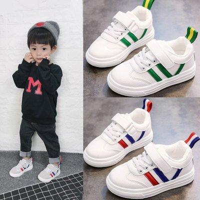 兒童小白鞋寶寶小童鞋兒童運動鞋男童鞋夏季新款女童中大童鞋