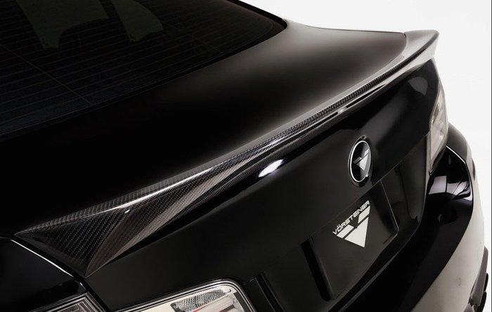 【樂駒】Vorsteiner BMW F10 5-Series M5 碳纖維 carbon 後尾翼 尾翼 空力 擾流