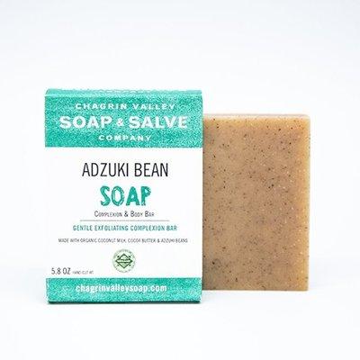 美國Chagrin Valley 有機紅豆高嶺土溫和去角質植物皂 Soap: Adzuki Bean Complexio