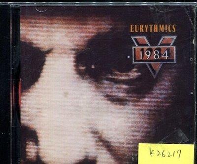 *真音樂* EURYTHICS / 1984 FOR THE LOVE OF BIG BROTHER 二手 K26217