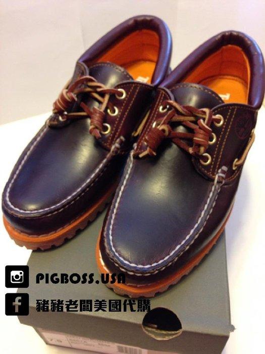 【豬豬老闆】Timberland 男版經典雷根鞋#50009(6501A) 酒紅 #30003(6500A) 咖啡 現貨