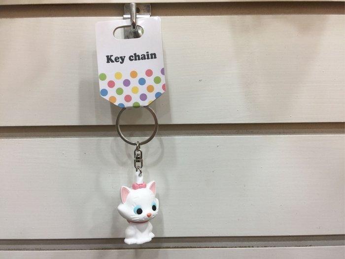 Disney迪士尼瑪莉貓鑰匙圈(日本帶回來)
