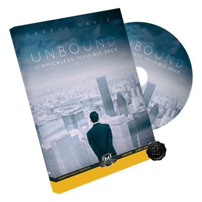 Unbound: Gimmickless Invisible Deck by Darryl Davis無道具隱形牌