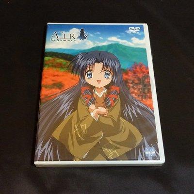 全新日本卡通動畫《AIR : In Summer》DVD 特別篇 普威爾發行