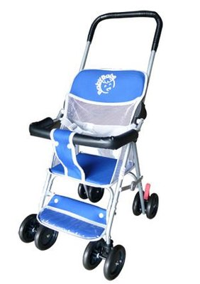 [如意] MONARCH (BabyBabe) 503 機車椅推車~全新