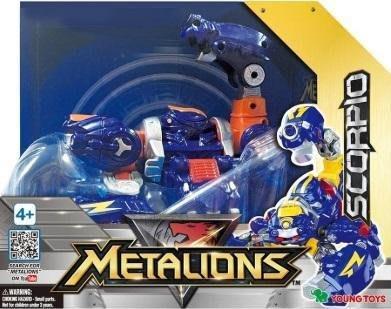 ☆天才老爸☆→【麗嬰國際】旋風騎士 METALIONS 機器系列-天蠍星YT14026 ←玩具 交通 汽車