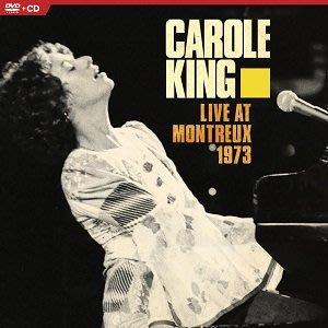【DVD】1973蒙特勒爵士音樂節 (DVD+CD) / 卡洛金Carole King ---0021092