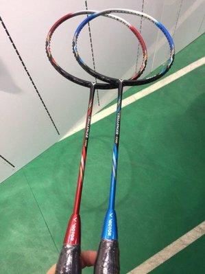 (羽球世家)勝利VICTOR 羽球拍 CHA-9500挑戰者 9500經典暢銷 初學拍  含穿線與拍袋