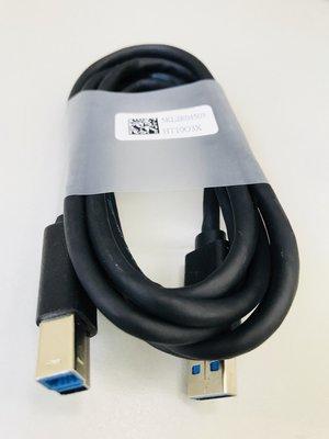 [螺絲起子] 全新 原廠 Dell  戴爾 超高速 USB3.0 A to B 傳輸線 數據線 1.8米