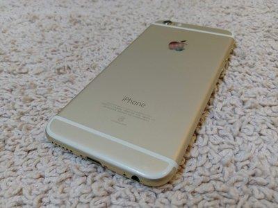 apple iphone 6 64g 金色 4.7吋 蘋果手機 64gb 台灣公司貨 原盒 i6 二手